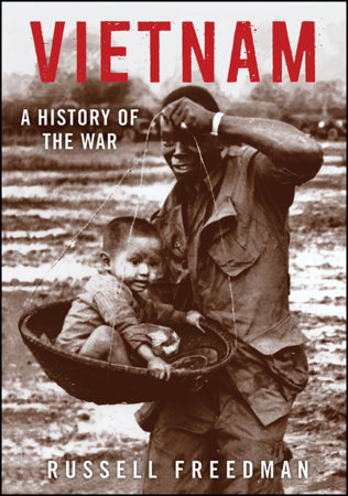 Vietnam by Russell Freedman