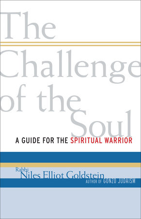The Challenge of the Soul by Rabbi Niles Elliot Goldstein