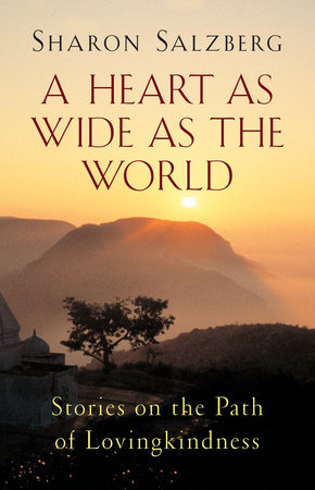 A Heart as Wide as the World by Sharon Salzberg