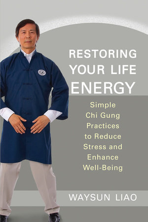 Restoring Your Life Energy Book Cover Picture