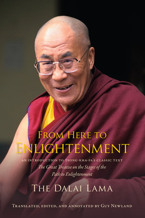 From Here to Enlightenment by His Holiness The Dalai Lama