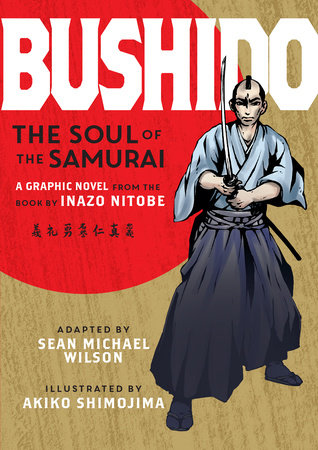 Bushido graphic novel by inazo nitobe penguinrandomhouse ebook fandeluxe
