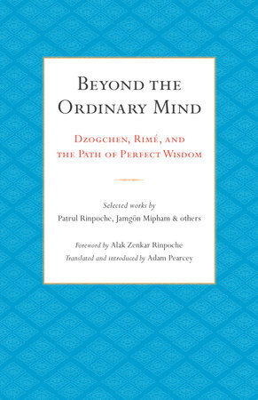 Beyond the Ordinary Mind by