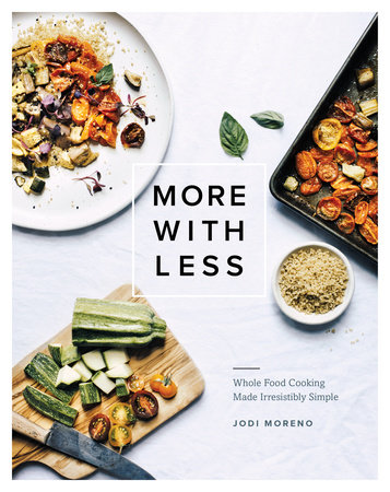 More with Less by Jodi Moreno