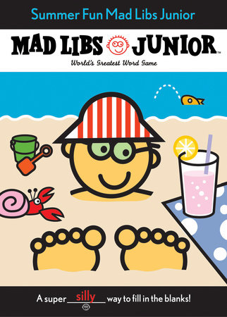 Summer Fun Mad Libs Junior by Roger Price