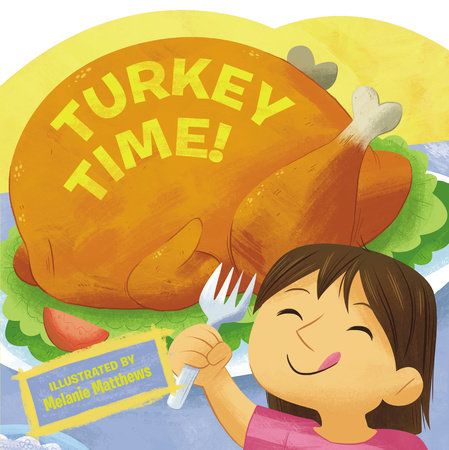 Turkey Time! by Price Stern Sloan