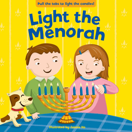 Light the Menorah by