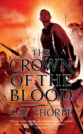 Crown of the Blood by Gav Thorpe