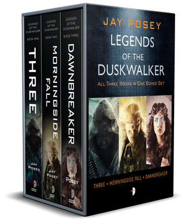 Legends of the Duskwalker (Limited Edition) by Jay Posey