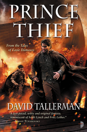 Prince Thief by David Tallerman