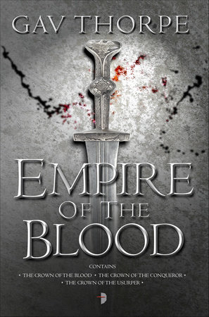 Empire of the Blood by Gavin Thorpe