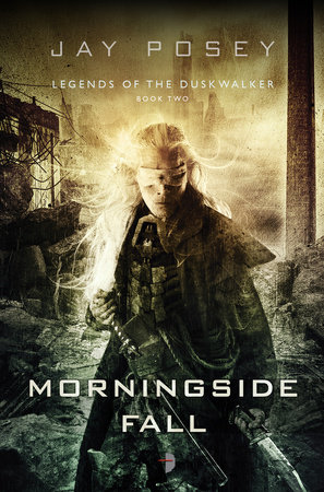 Morningside Fall by Jay Posey