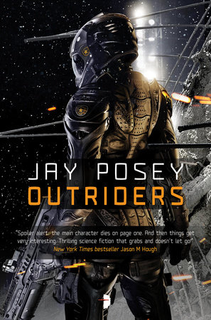 Outriders by Jay Posey