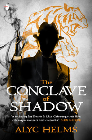 The Conclave of Shadow by Alyc Helms