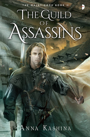 The Guild of Assassins by Anna Kashina