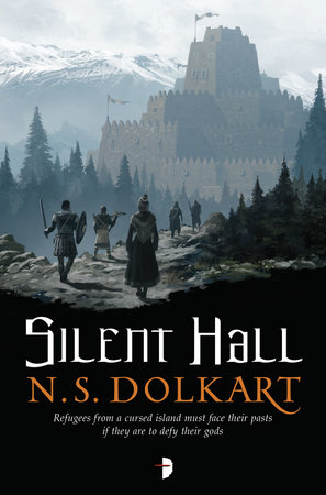 Silent Hall by NS Dolkart