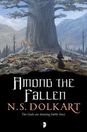 Among the Fallen by NS Dolkart