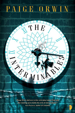 The Interminables by Paige Orwin