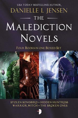 The Malediction Novels Boxed Set by Danielle L. Jensen