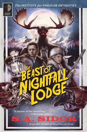The Beast of Nightfall Lodge