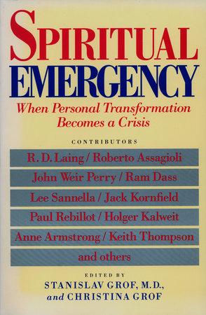 Spiritual Emergency by Stanislav Grof
