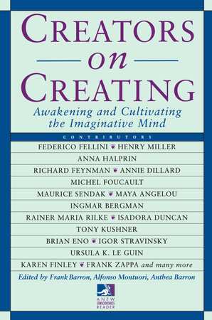 Creators on Creating by