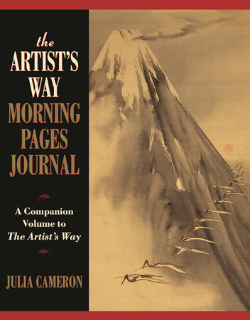 The Artist's Way Morning Pages Journal by Julia Cameron