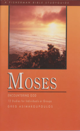 Moses by Greg Asimakoupoulos
