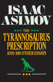 The Tyrannosaurus Prescription