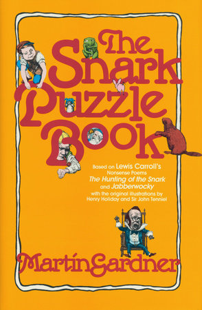 The Snark Puzzle Book by Martin Gardner