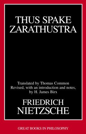 Friedrich Nietzsche Book