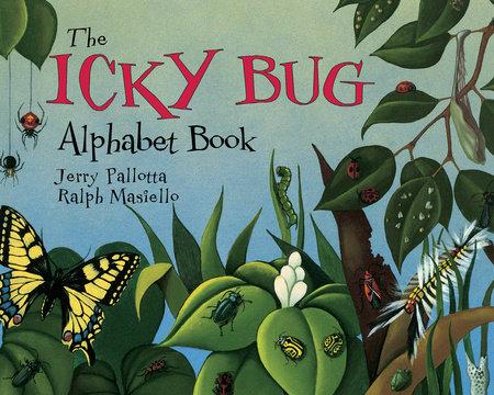 The Icky Bug Alphabet Book by Jerry Pallotta