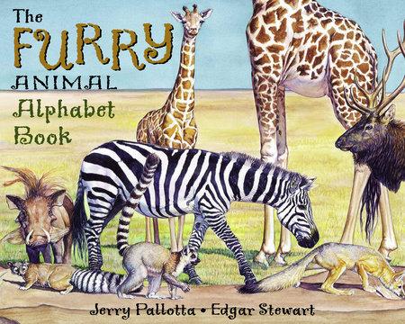 The Furry Animal Alphabet Book