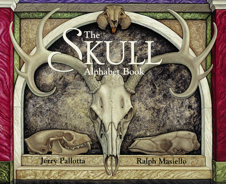 The Skull Alphabet Book by Jerry Pallotta