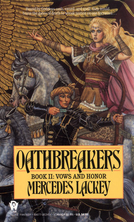 Oathbreakers by Mercedes Lackey