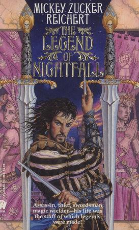 Legend of Nightfall by Mickey Zucker Reichert