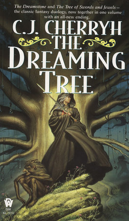 The cover of the book The Dreaming Tree