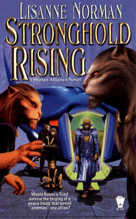 Stronghold Rising by Lisanne Norman