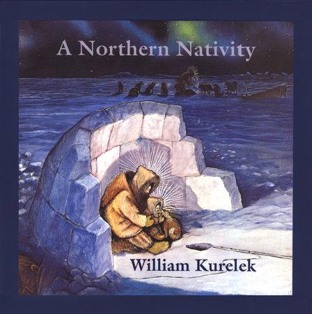 A Northern Nativity by William Kurelek