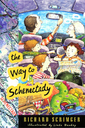 The Way to Schenectady by Richard Scrimger