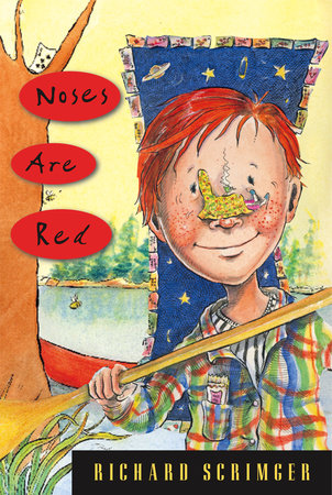 Noses Are Red by Richard Scrimger