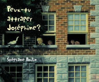 Peux-tu attraper Josephine?