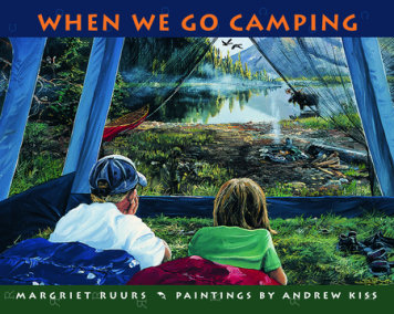 When We Go Camping