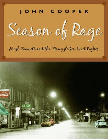 Season of Rage by John Cooper