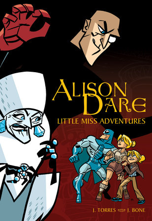 Alison Dare, Little Miss Adventures