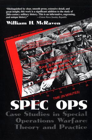 Spec Ops by William H. McRaven