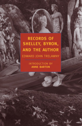 Records of Shelley, Byron, and the Author