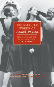 Selected Works of Cesare Pavese