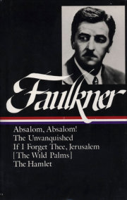 William Faulkner Novels 1936-1940