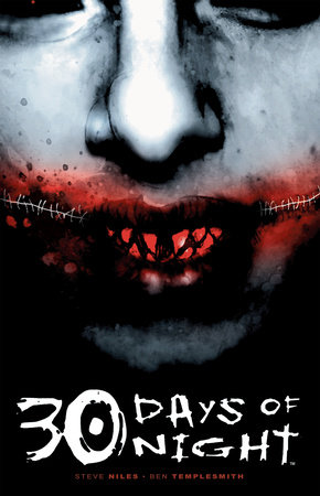 The cover of the book 30 Days Of Night